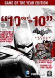 Batman: Arkham City Game of the Year Edition boxshot