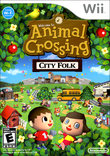 Animal Crossing: City Folk boxshot