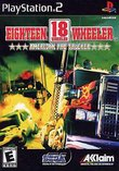 18 Wheeler: Pro Trucker boxshot