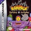 Rampage Puzzle Attack boxshot