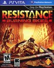 Resistance: Burning Skies boxshot