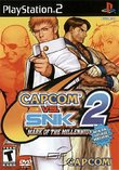 Capcom vs SNK 2 boxshot