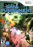 Sin and Punishment: Star Successor boxshot