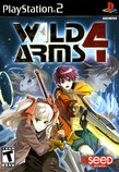 Wild ARMs 4 boxshot