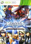 BlazBlue: Continuum Shift boxshot