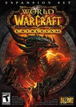 World of Warcraft: Cataclysm boxshot