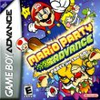 Mario Party Advance boxshot