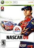 NASCAR 09 boxshot