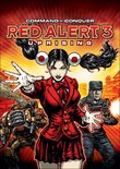 Command & Conquer: Red Alert 3 - Uprising boxshot