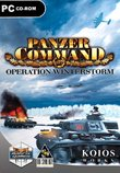 Panzer Command: Operation Winter Storm boxshot