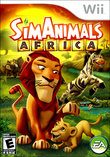 SimAnimals Africa boxshot