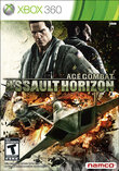 Ace Combat: Assault Horizon boxshot