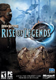 Rise of Nations: Rise of Legends boxshot