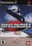 Shaun Palmer's Pro Snowboarder boxshot