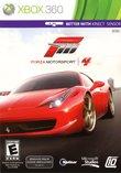 Forza Motorsport 4 boxshot