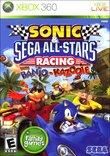 Sonic & SEGA All-Stars Racing boxshot