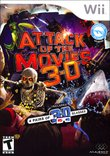 Attack of the Movies 3-D boxshot
