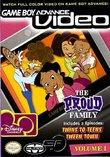 Disney Proud Family Volume 1 (GBA Video) boxshot