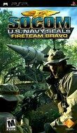 SOCOM: U.S. Navy SEALs: Fire Team Bravo boxshot