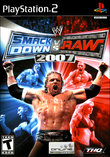WWE SmackDown vs. Raw 2007 boxshot