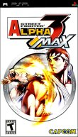 Street Fighter Alpha 3 MAX boxshot