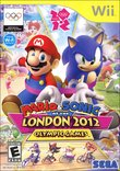 Mario & Sonic at the London 2012 Olympic Games boxshot
