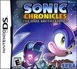 Sonic Chronicles: The Dark Brotherhood boxshot
