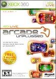 Xbox Live Arcade Unplugged Volume 1 boxshot
