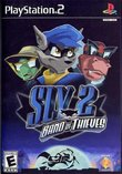 Sly 2: Band of Thieves boxshot