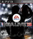 NBA Live 13 boxshot