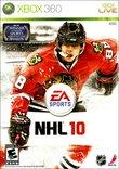 NHL 10 boxshot