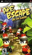 Ape Escape: On the Loose boxshot