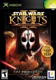 Star Wars Knights of the Old Republic II: The Sith Lords boxshot