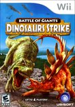 Battle of Giants: Dinosaurs Strike boxshot
