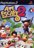 Ape Escape 2 boxshot