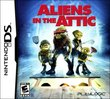 Aliens in the Attic boxshot