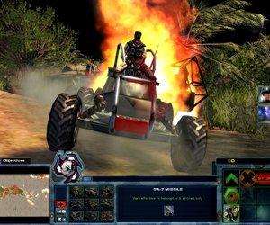Act of War: Direct Action Screenshots