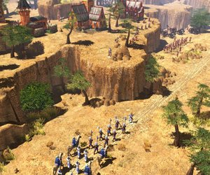 Age of Empires III Chat