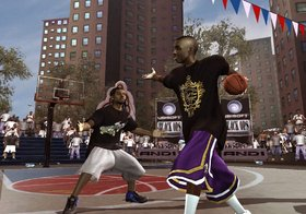 AND 1 Streetball Screenshot from Shacknews