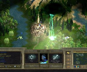 Age of Wonders II: The Wizard's Throne Screenshots