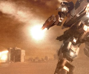 Armored Core 4 Screenshots