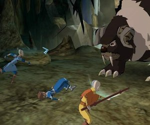 Avatar: The Last Airbender Screenshots
