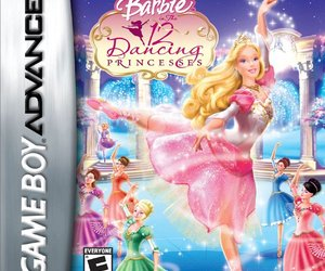 Barbie in The 12 Dancing Princesses Screenshots
