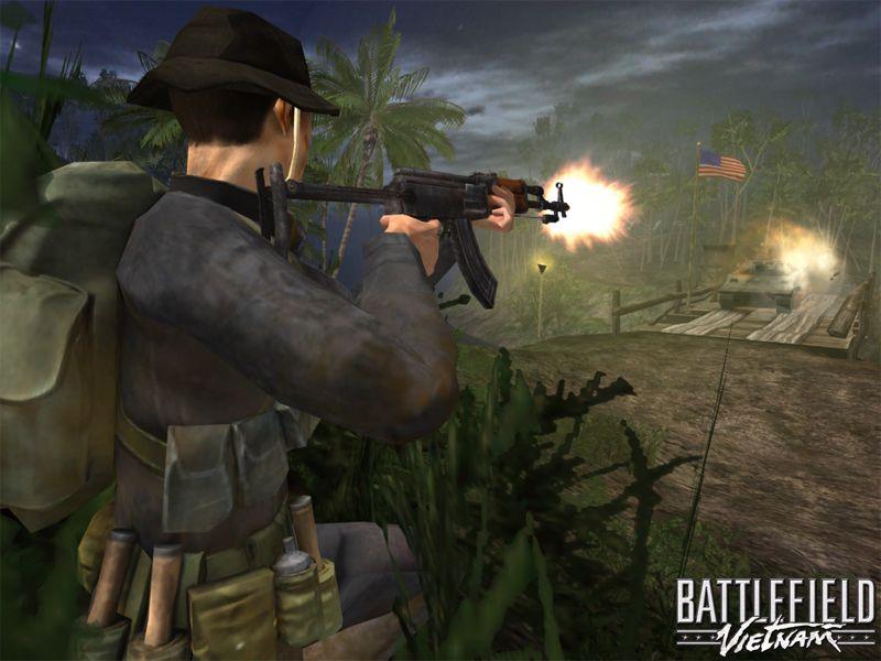 Скриншоты для Battlefield Vietnam .