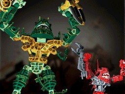 Bionicle Heroes Chat