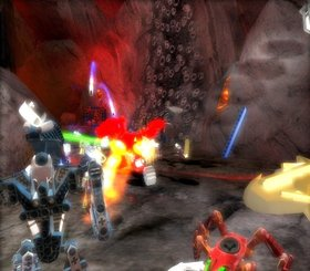 Bionicle Heroes Screenshot from Shacknews
