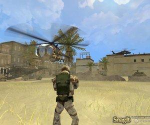 Delta Force: Black Hawk Down Chat