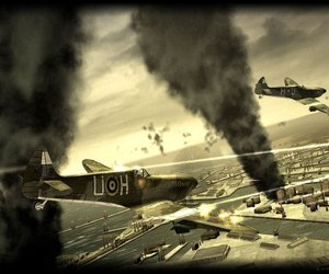 Blazing Angels Squadrons of WWII Screenshots