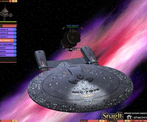 Star Trek: Bridge Commander Chat