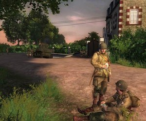 Brothers in Arms: Road to Hill 30 Chat